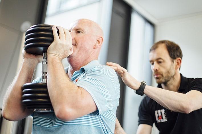 Personal Fitness Trainer werden
