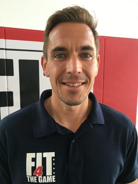 Tobias Steieler Coach