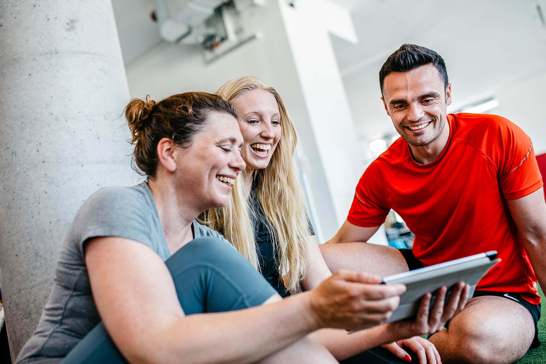 Gemeinsam individuelle Ziele erarbeiten mit deinem Personal Trainer in Hamburg