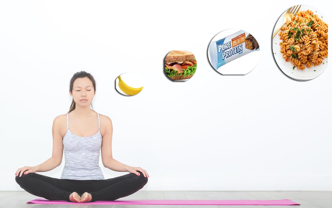 Was sollte ich vor dem Training essen?…Zuverlässige Beratung von deinem Personal Trainer in Hamburg