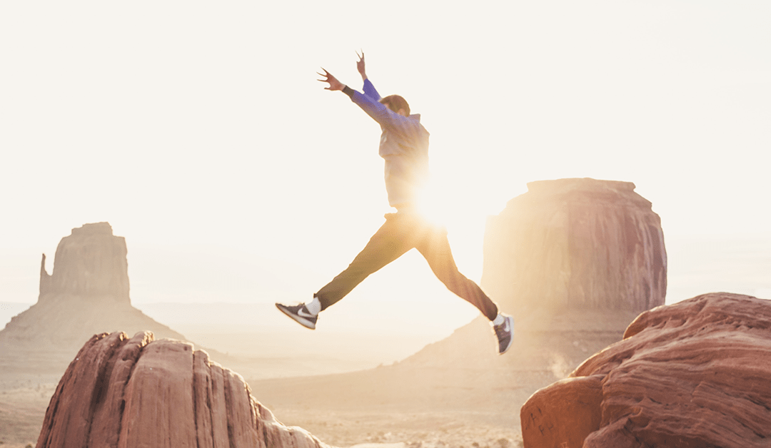 Sieben Schritte, die dir helfen, zu der Person zu werden, die du wirklich sein möchtest